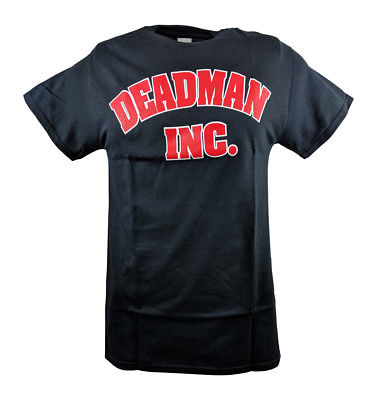 UNDERTAKER Deadman Inc Decade of Destruction T-shirt