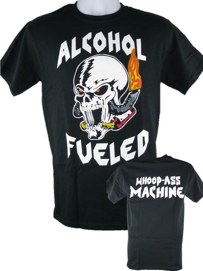 Stone Cold Steve Austin Alcohol Fueled Machine Mens T-shirt
