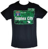 Brock Lesnar Suplex City Mens T-shirt