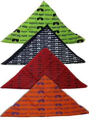 Macho Man Randy Savage Colored Costume Bandana