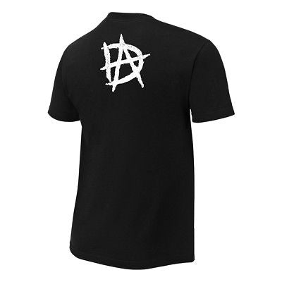 Dean Ambrose Stole My Title WWE Authentic Mens T-shirt