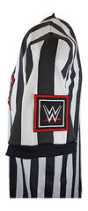 WWE New Logo 2015 Referee Shirt New Adult Sizes