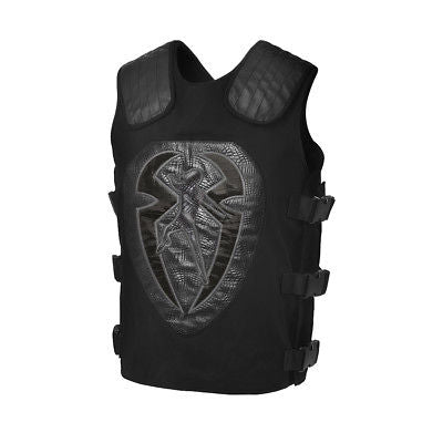 Roman Reigns It's My Yard Grey Black WWE Replica Vest