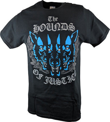 The Shield Hounds of Justice Cerberus Mens Black T-shirt