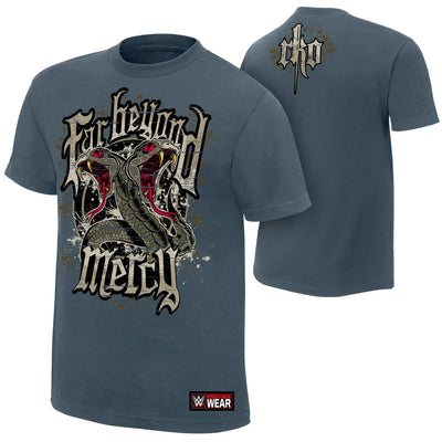 Randy Orton Far Beyond Mercy WWE Authentic Mens T-shirt