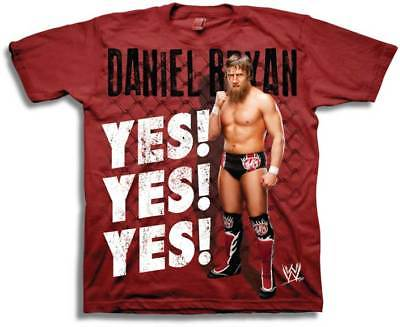 Daniel Bryan Yes Yes Yes Pose WWE BoysT-shirt