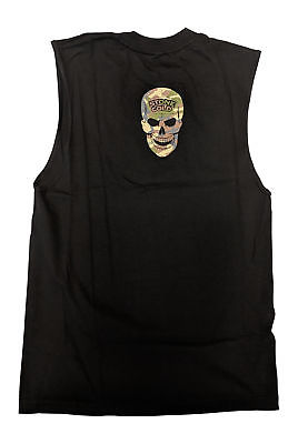 Stone Cold Steve Austin Camo Raise Hell Leave Mens Sleeveless T-shirt