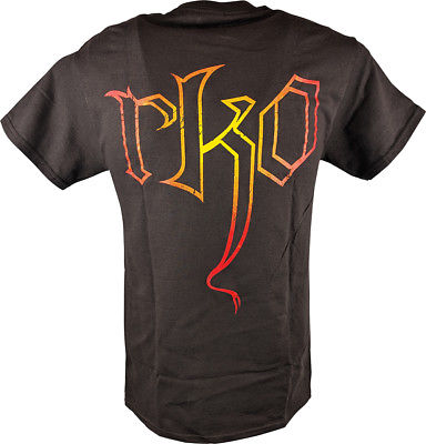 Randy Orton RKO Viper Brown Mens T-shirt