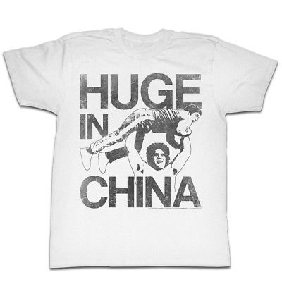 Andre the Giant Huge in China Mens T-shirt