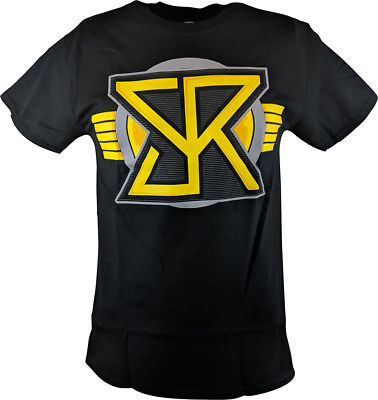 Seth Rollins Don't Sell Out Buy In Mens Black T-shirt