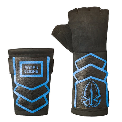 Roman Reigns WWE Superman Punch Glove Wristband Set