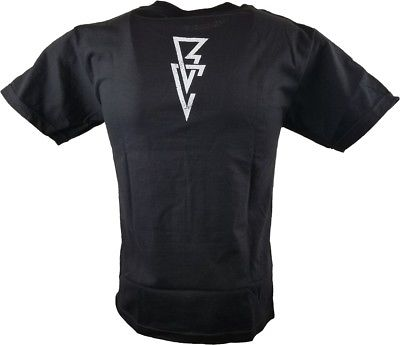 Finn Balor Club Wordwide Mens Black T-shirt