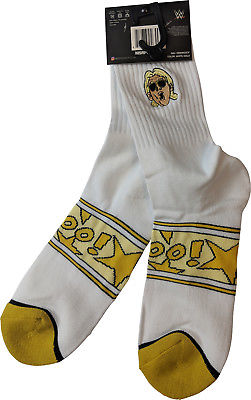 Ric Flair Jet Flyin WWE Mens Knit Odd Socks