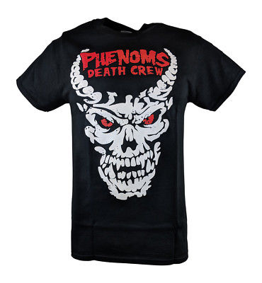 Undertaker Phenoms Death Crew Mens Black T-shirt