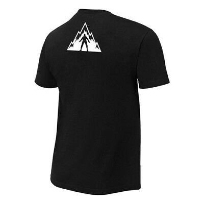 Braun Strowman Get These Hands WWE Mens Black T-shirt