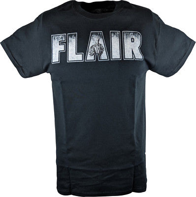 Ric Flair Dirtiest Player in The Game WWE Mens Black T-shirt