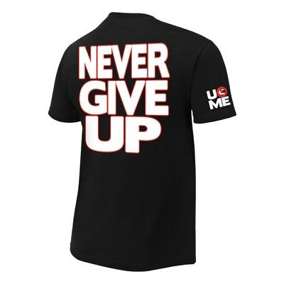John Cena Founded in 2002 Mens Black T-shirt