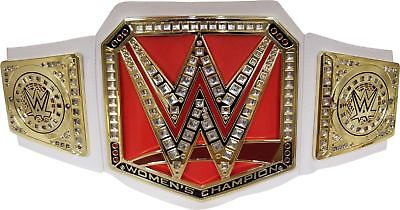 WWE Raw Womens Championship Red Toy Title Belt