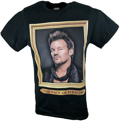 Chris Jericho Frame It In Man WWE Mens Black T-shirt
