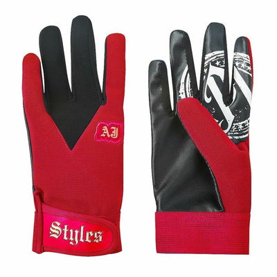AJ Styles P1 Logo Replica WWE Pro Wrestling Fight Gloves