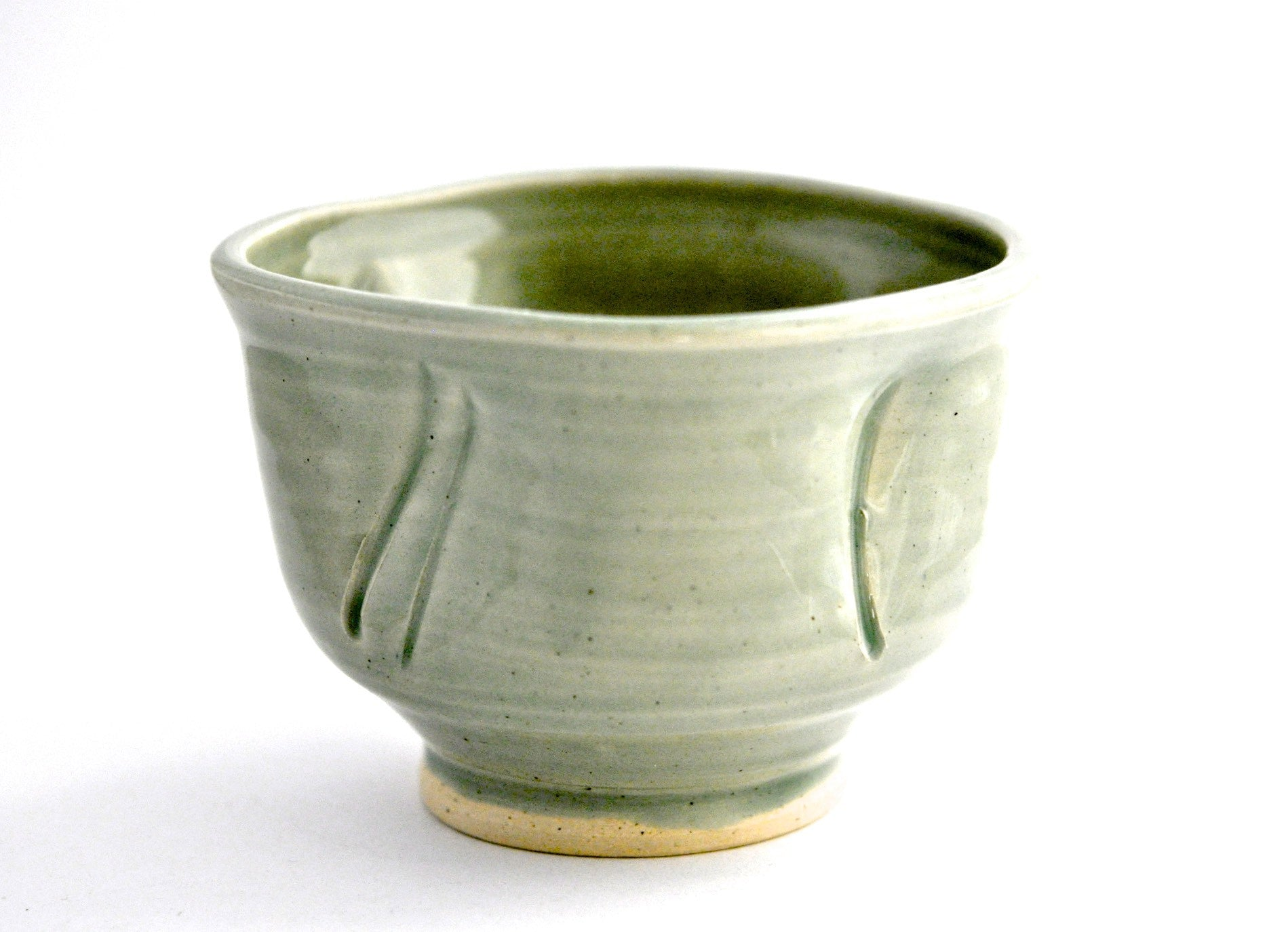 table / cup celadon