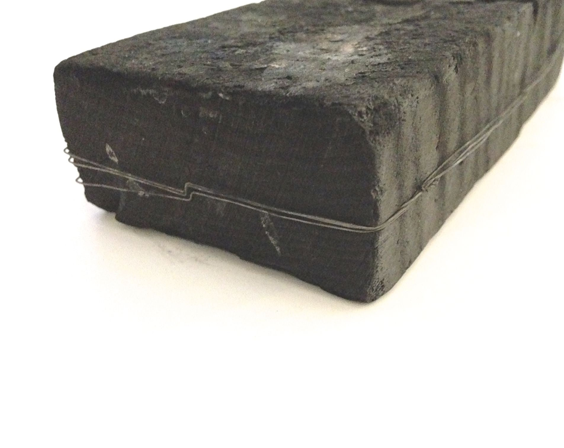tools / compressed charcoal block