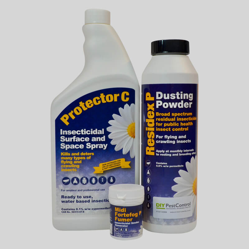 Carpet Beetle Control Kit