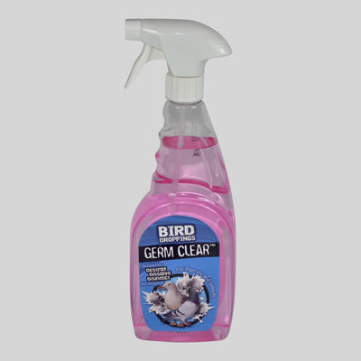 cleaning product for bird droppings