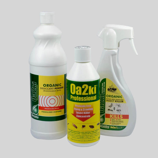Oa2ki Insect Powder 400g Insect Killer