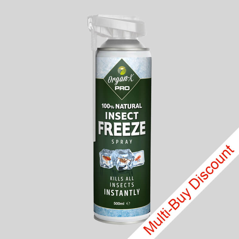 Organ X Freeze Spray