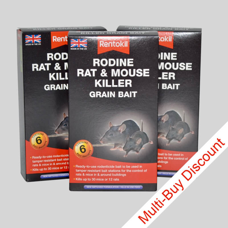 Rentokil Rodine Rat and Mouse Killer