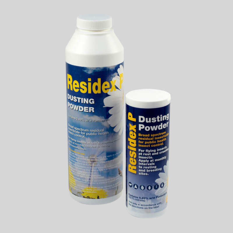 Insect Dusting Powder Residex P