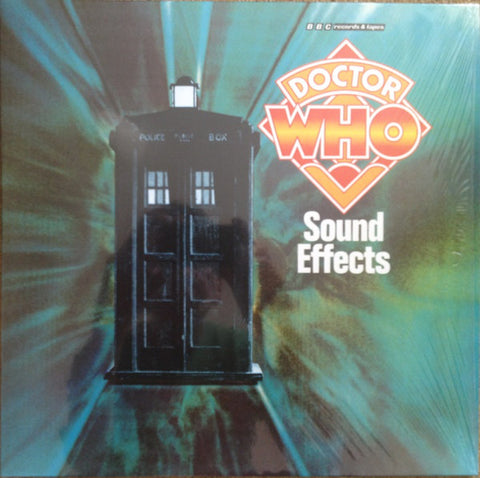 BBC Radiophonic Workshop<br><em>Doctor Who Sound Effects</em><br>(BBC, 2012)