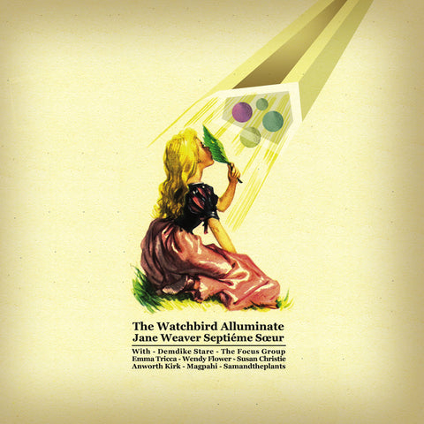 Jane Weaver<br><em>The Watchbird Alluminate</em><br>(Bird, 2001)