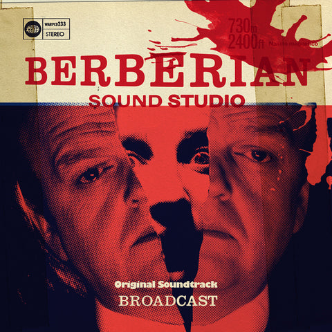 Broadcast<br><em>The Berberian Sound Studio</em><br>(Warp, 2013)