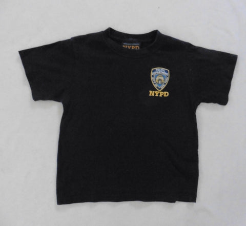 Official NYPD t shirt 5-6y