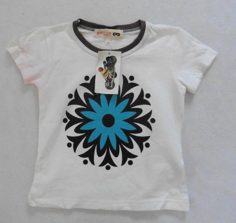 NEW with defects GARCON designer t shirt 4y