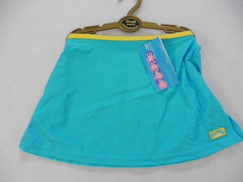 New 5-6y swimming skirt.