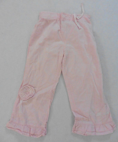 Unbranded designer pink textured summer trousers 5