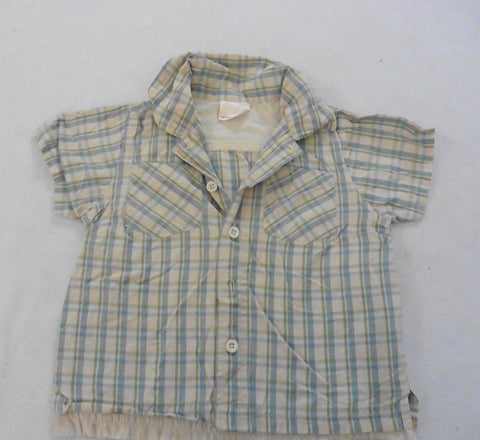 MORRIS MOUSE summer shirt fits 20-27m