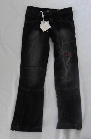 new INDIJO girls designer jeans 12y but large