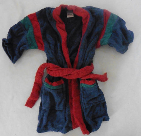 new COSTEX boy's bath robe 2-3y