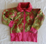 OILILY girls designer jacket 5-6y