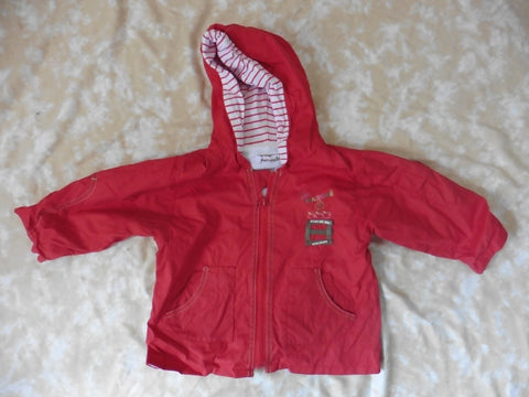 New BERLINGOT lightweight coat 9m