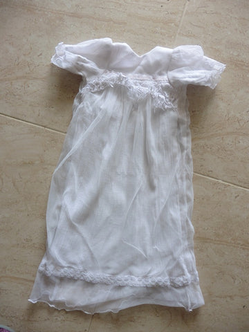 PEEK-A-BOO BOUTIQUE christening gown newborn