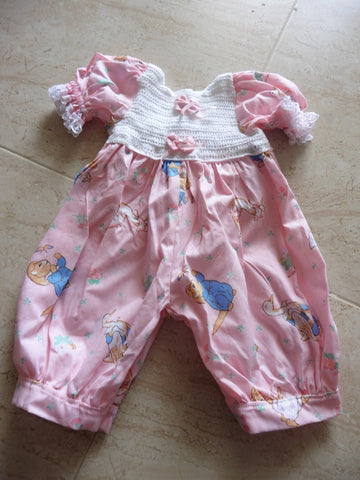 new 3m size outfit for reborn doll