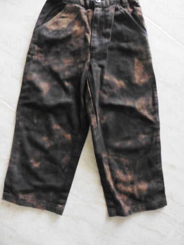 New MICROBE boy's french designer jeans 4-5y