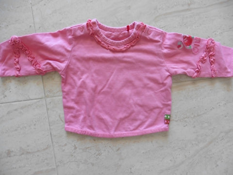OILILY plain designer top newborn