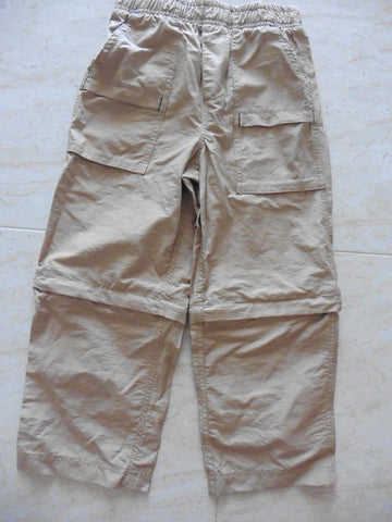 New OSH KOSH beige trousers 6-7y