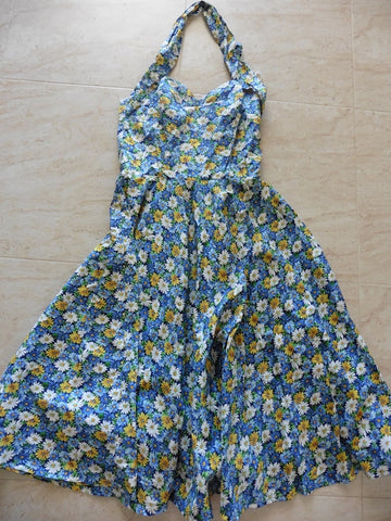 VIVIEN OF HOLLOWAY 50s dress UK8 never worn